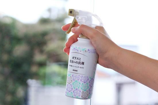 除菌ができて二度拭き不要なダスキンの洗剤